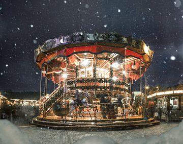 Winterkurussell von Sergej Nickel