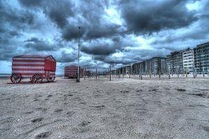 Strand van de Panne
