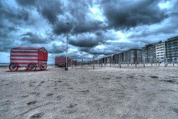 Strand van de Panne van