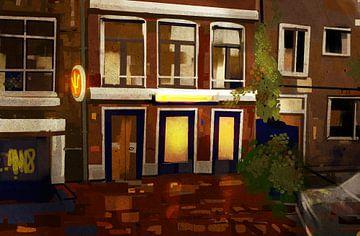 Amsterdam  van Suwan Knol