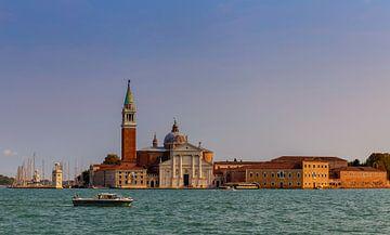 Uitzicht in Venetië van Adelheid Smitt