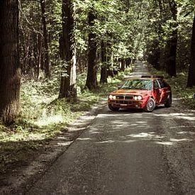 Lancia Delta Integrale Evo 2 Final Edition van Sytse Dijkstra