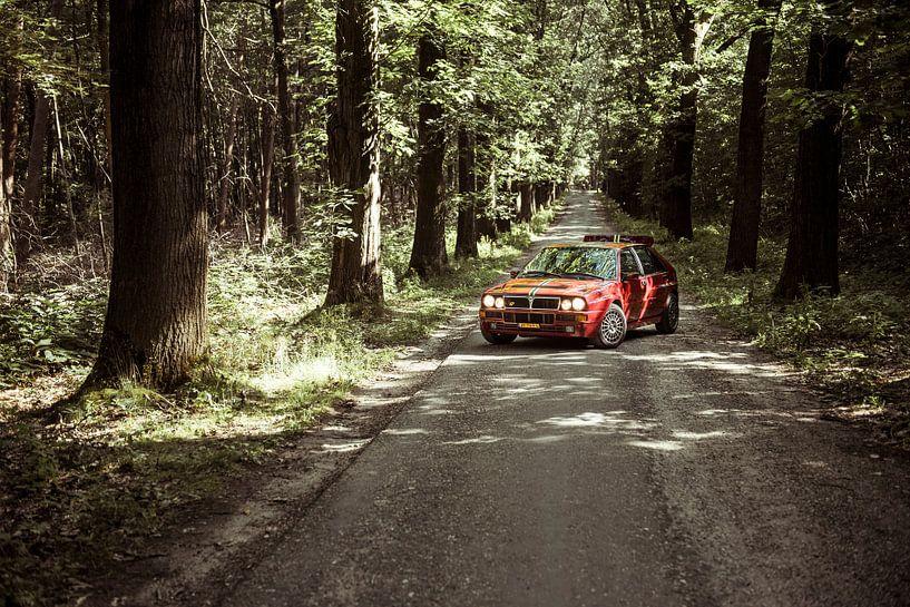 Lancia Delta Integrale Evo 2 ?Final Edition? von Sytse Dijkstra