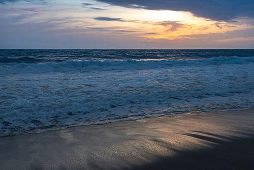 Strand van Playa los Angeles von Ronne Vinkx