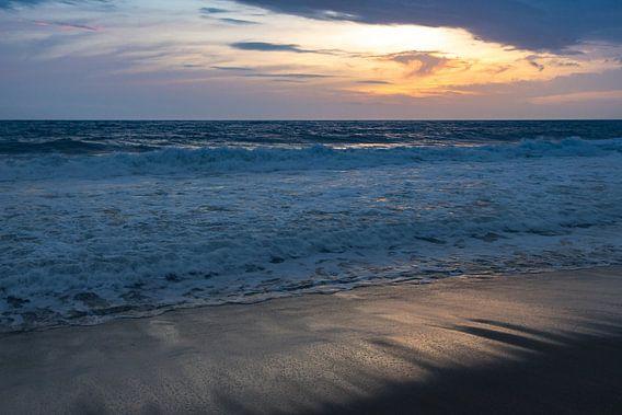 Strand van Playa los Angeles