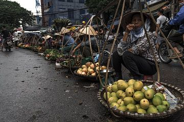 Vers fruit Vietnam van Yme Raafs