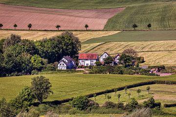 Vakwerkboerderijen Epen van Rob Boon