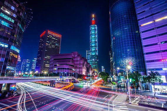 Taipei Lighttrails