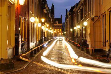 Korte Smeestraat in Utrecht von Donker Utrecht