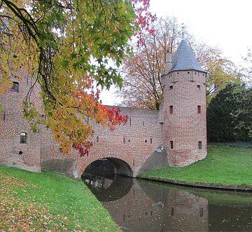 Waterpoort in Amersfoort von Anita van Gendt