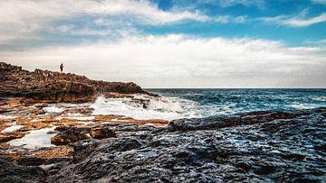 Erde und Wasser von Delano Balten