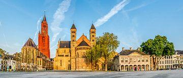 Vriethof - Mestreech, Vrijthof - Maastricht von Teun Ruijters
