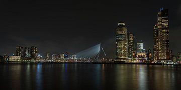 Rotterdam panorama van Albert Mendelewski
