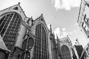 Gouda | Sint-janskerk | photograhpy | Art print