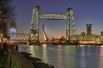 Koningshavenbrug De Hef Rotterdam van EdsCaptures fotografie