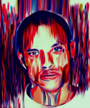 Experiment 02 Portrait von Felix von Altersheim