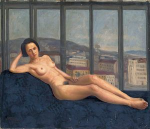Seltsames Mädchen, Štefan Straka - 1927