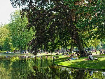 Vondelpark Amsterdam von Tom Elst
