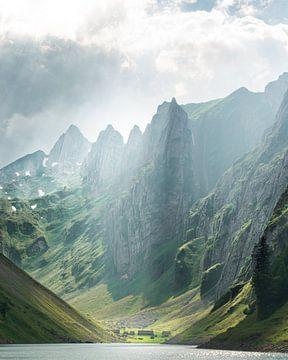 Het dorp in de vallei van Jesse Barendregt