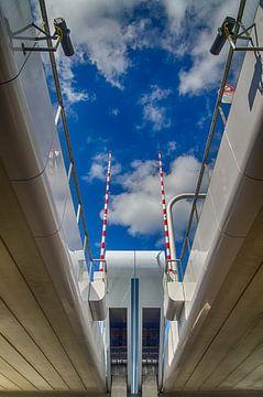 Perspective verticale Maxima Pont sur John Wiersma