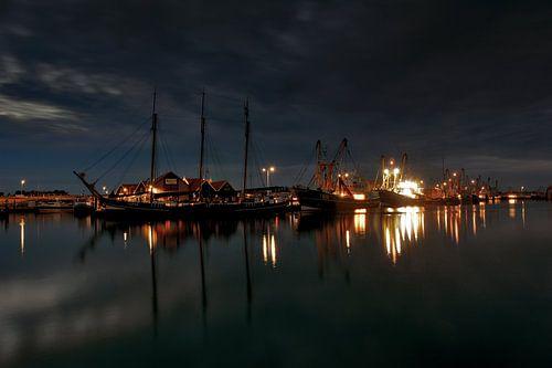 Haven Oudeschild Texel van