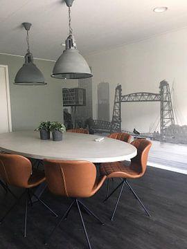 Kundenfoto: De Hef in Rotterdam von MS Fotografie | Marc van der Stelt