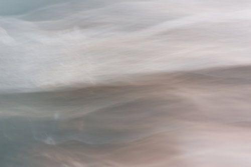 Aan de kust   Abstract landschap