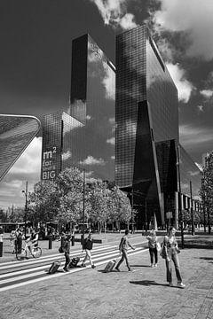 Delft Gate in Rotterdam von Remco-Daniël Gielen Photography