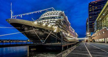 Ms Koningsdam Cruise Schip von Mario Calma