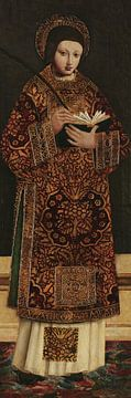 Sankt Julian von Toledo, Meister von Cotetaca