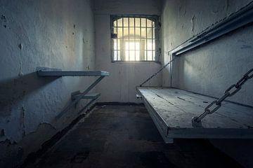 verlaten gevangenis van Kristof Ven