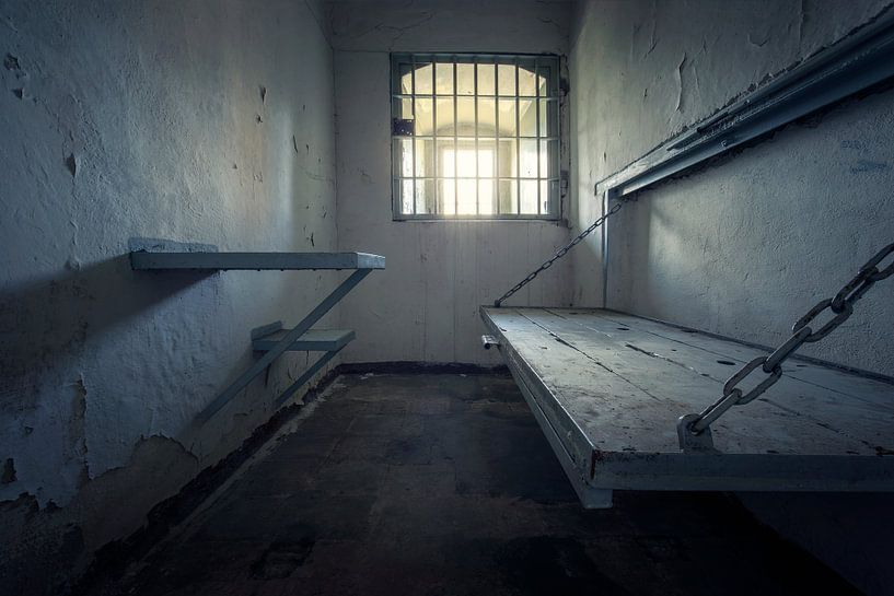 verlassenes Gefängnis von Kristof Ven