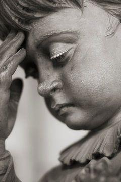 Sad Boy 1 von Kirsten Scholten