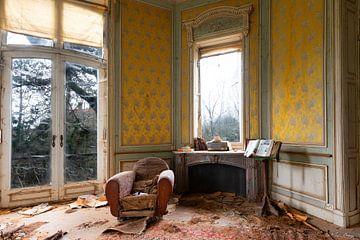 Faulenzer-Stuhl von Lieselotte Stienstra