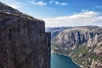 Lysefjord in Norwegen von Christian Buhtz