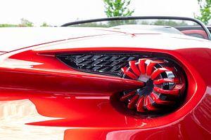 Aston Martin - Vanquish Zagato Volante
