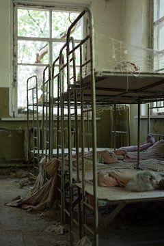 Kinderdagverblijf Tsjernobyl van Erwin Zwaan