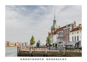 Groothoofd in Dordrecht