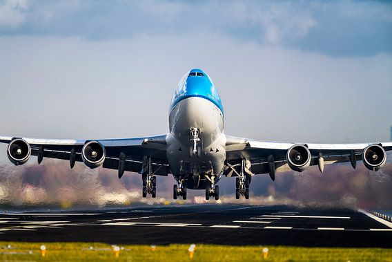 Queen of the Skies - Boeing 747-400