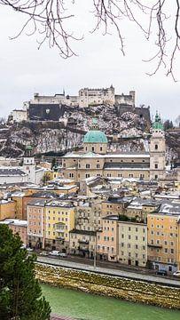 Salzburg in Österreich von Jessica Lokker