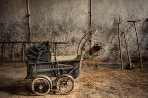 Urbex - Baby farmer van