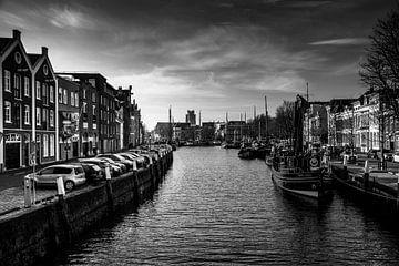 Dordrecht, mooie Hollandse straat van Photography by Naomi.K