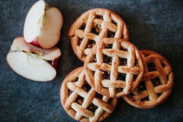 Hollandse mini appeltaart van Trix Leeflang