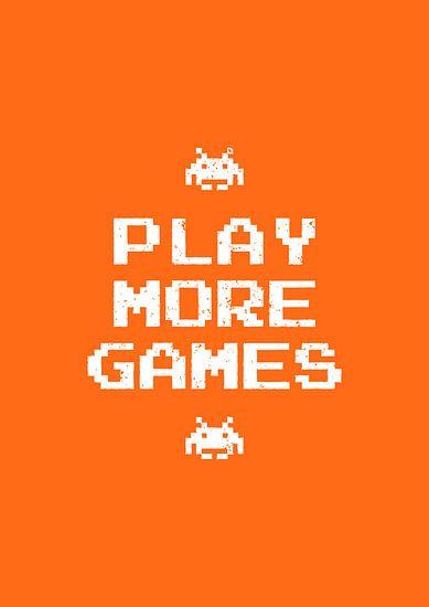 Play more games van Rene Hamann