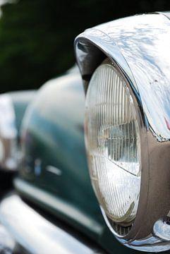 Auto voorkant van Jeroen Harmsen