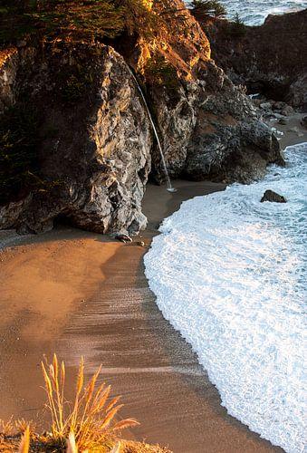 Big Sur California von Wim Slootweg