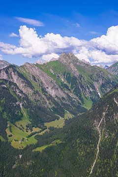 Höfats, Allgäuer Alpen von Walter G. Allgöwer