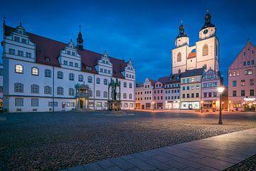 Wittenberg 's avonds van Martin Wasilewski