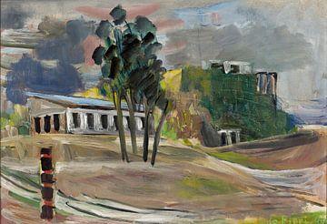Ernesto die Fiori-Landschaft