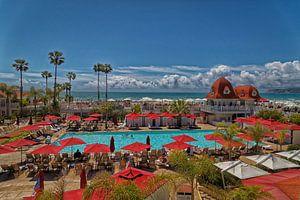 Hotel del Coronado in Coronado, Kalifornien , Vereinigte Staaten